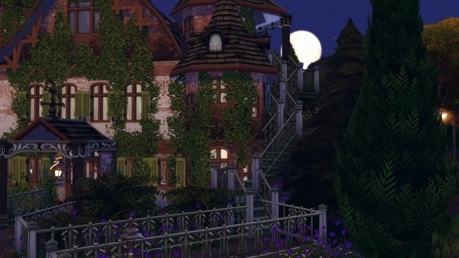 75   HOKUS POKUS HOUSE at SoulSisterSims image 1167 670x377 Sims 4 Updates