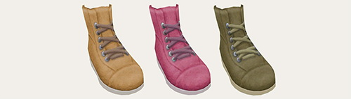 Suede Shoes Kids Version at Simiracle image 11810 Sims 4 Updates