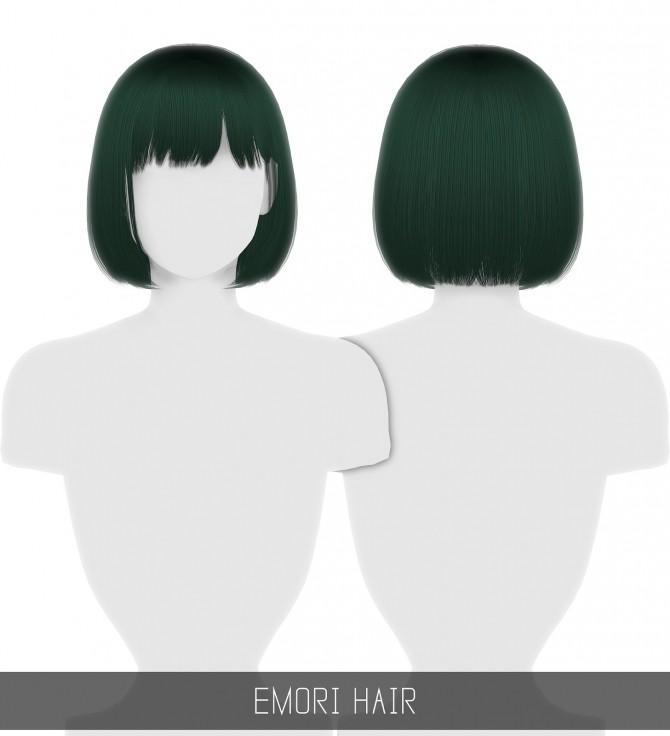 EMORI HAIR + TODDLER & CHILD at Simpliciaty image 12112 670x736 Sims 4 Updates