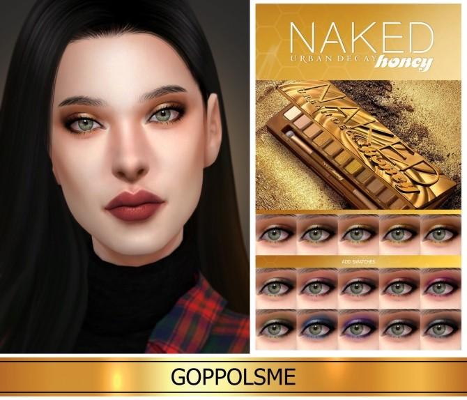 GPME GOLD HONEY Eyeshadow Palette (P) at GOPPOLS Me image 12211 670x574 Sims 4 Updates