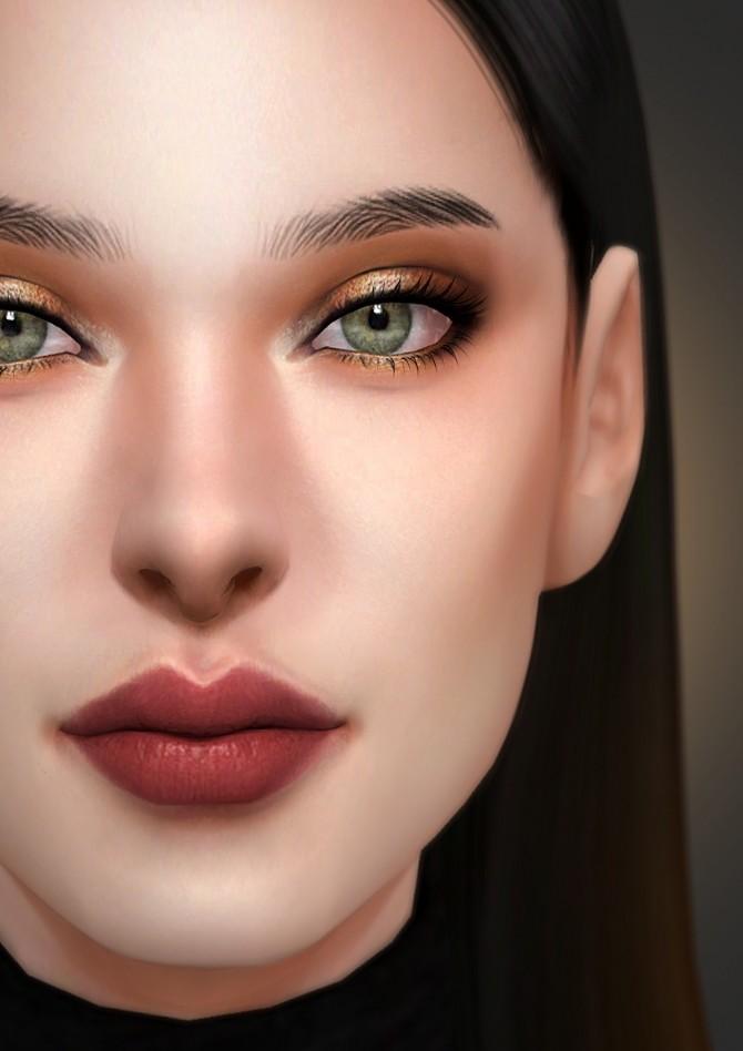 GPME GOLD HONEY Eyeshadow Palette (P) at GOPPOLS Me image 1238 670x948 Sims 4 Updates