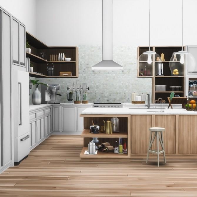 Essa Modern Kitchen Set 14 New Objects at Simsational Designs image 12510 670x670 Sims 4 Updates