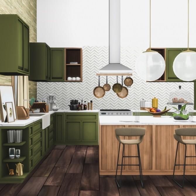 Essa Modern Kitchen Set 14 New Objects at Simsational Designs image 12710 670x670 Sims 4 Updates
