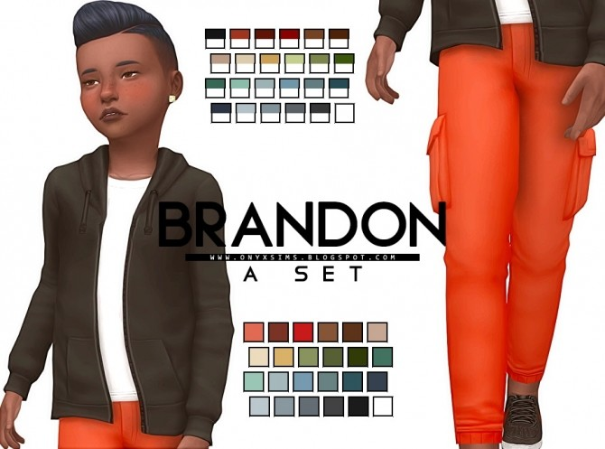 Brandon Set at Onyx Sims image 1274 670x497 Sims 4 Updates