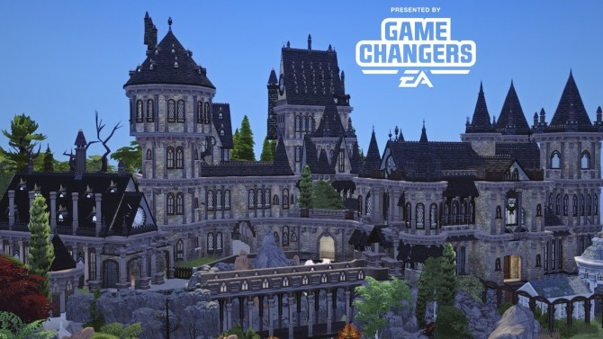 Hogwarts School of Witchcraft and Wizardry at Akai Sims – kaibellvert image 1284 670x377 Sims 4 Updates