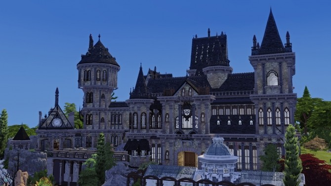Hogwarts School of Witchcraft and Wizardry at Akai Sims – kaibellvert image 1294 670x377 Sims 4 Updates