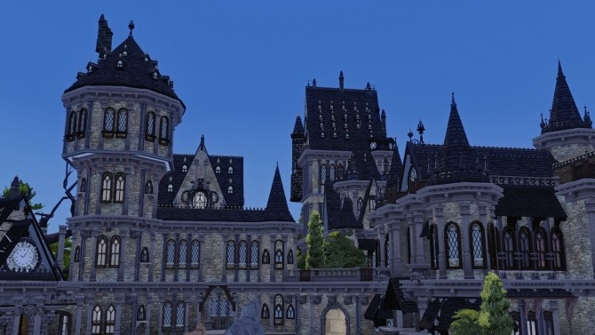 Hogwarts School of Witchcraft and Wizardry at Akai Sims – kaibellvert image 1303 670x377 Sims 4 Updates