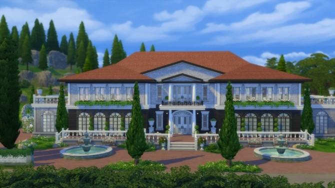 500k Simoleon Mansion at ArchiSim image 131 670x377 Sims 4 Updates
