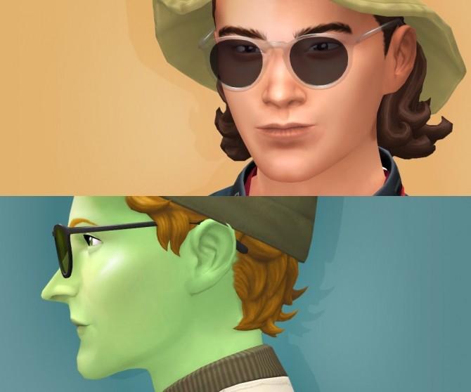 Bateman Glasses at Tamo image 1348 670x558 Sims 4 Updates