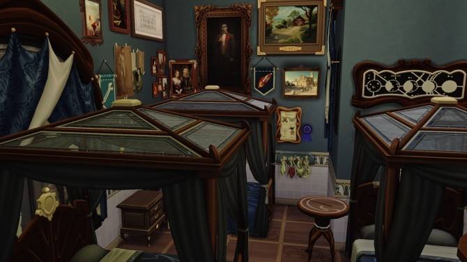 Hogwarts School of Witchcraft and Wizardry at Akai Sims – kaibellvert image 1354 670x377 Sims 4 Updates