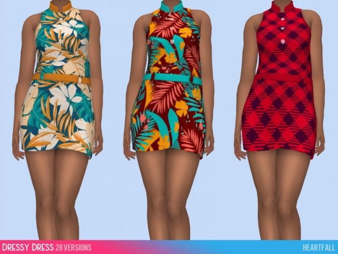 Sims 4 Dressy dress at Heartfall