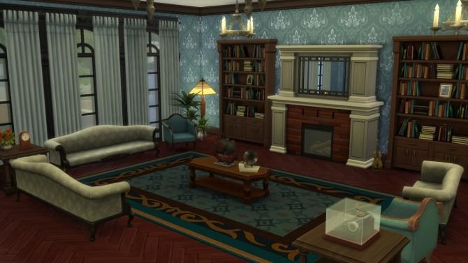 500k Simoleon Mansion at ArchiSim image 141 670x377 Sims 4 Updates