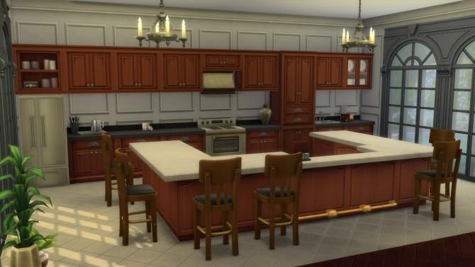 500k Simoleon Mansion at ArchiSim image 153 670x377 Sims 4 Updates