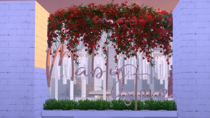 MABLYSTORE LOT at Mably Store image 1565 670x377 Sims 4 Updates