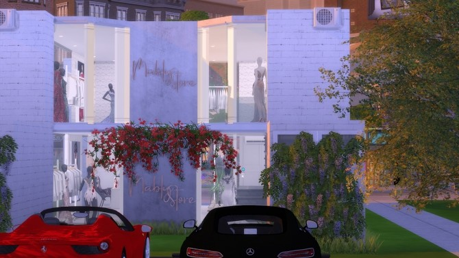 MABLYSTORE LOT at Mably Store image 1586 670x377 Sims 4 Updates