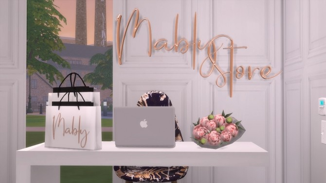 MABLYSTORE LOT at Mably Store image 1595 670x377 Sims 4 Updates