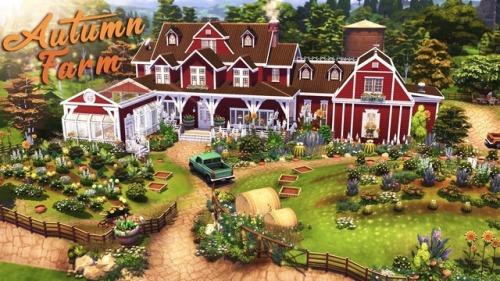Autumn Farm at BERESIMS image 16114 Sims 4 Updates