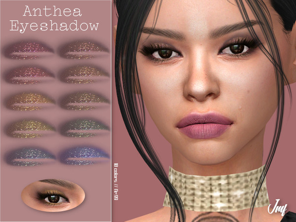 Sims 4 IMF Anthea Eyeshadow N.99 by IzzieMcFire at TSR