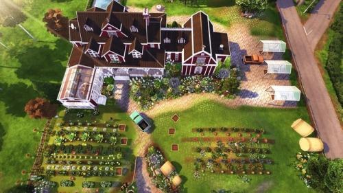 Autumn Farm at BERESIMS image 16212 Sims 4 Updates