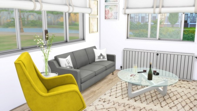 Sims 4 FLOORS BEDROOM at MODELSIMS4