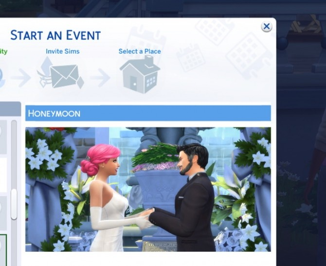 Honeymoon Event at KAWAIISTACIE image 166 670x546 Sims 4 Updates