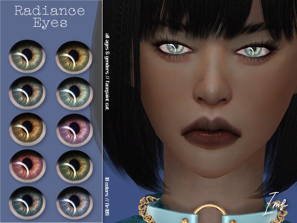 IMF Radiance Eyes N.109 by IzzieMcFire at TSR image 1737 Sims 4 Updates