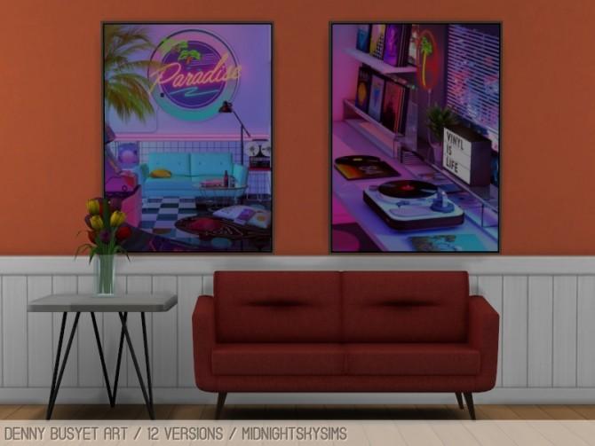 Denny Busyet art at Midnightskysims image 1752 670x503 Sims 4 Updates