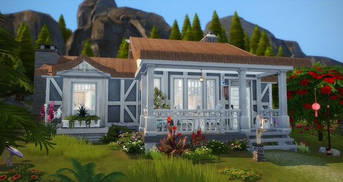 Bewitched cabin at Simsontherope image 1755 670x355 Sims 4 Updates
