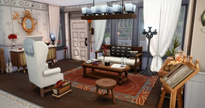 Bewitched cabin at Simsontherope image 1765 670x355 Sims 4 Updates