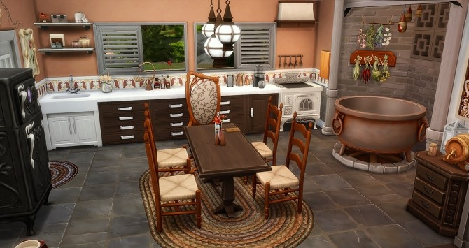 Bewitched cabin at Simsontherope image 1775 670x355 Sims 4 Updates