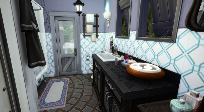 Sims 4 Bewitched cabin at Simsontherope