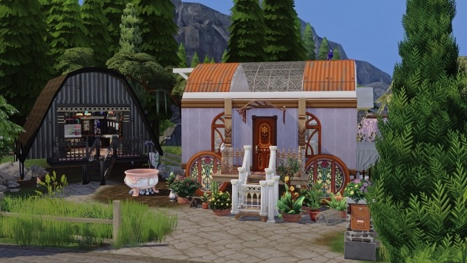 Witchs House & Pet Shop at Akai Sims – kaibellvert image 1794 670x377 Sims 4 Updates