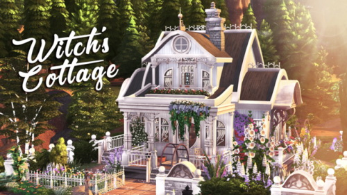 Witch's Cottage at BERESIMS image 1795 Sims 4 Updates
