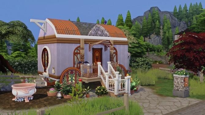Witchs House & Pet Shop at Akai Sims – kaibellvert image 1804 670x377 Sims 4 Updates