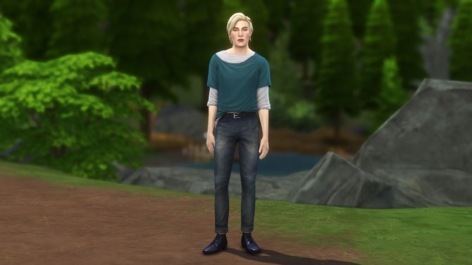 Sims 4 Lonny Gold at Miss Ruby Bird