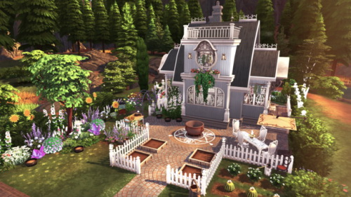 Witch's Cottage at BERESIMS image 18110 Sims 4 Updates