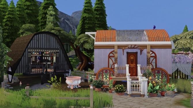Witchs House & Pet Shop at Akai Sims – kaibellvert image 1819 670x377 Sims 4 Updates