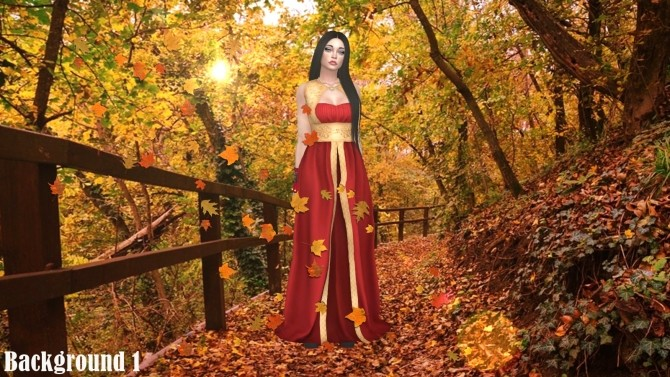 CAS Backgrounds Autumn 2019 at Annett's Sims 4 Welt image 1892 670x377 Sims 4 Updates