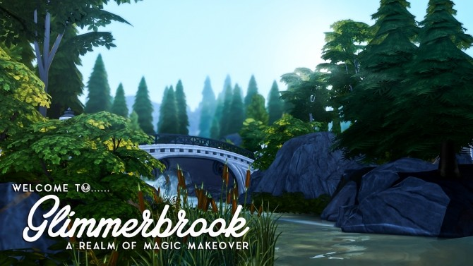 Glimmerbrook Realm of Magic Makeover at Simsational Designs image 1907 670x377 Sims 4 Updates