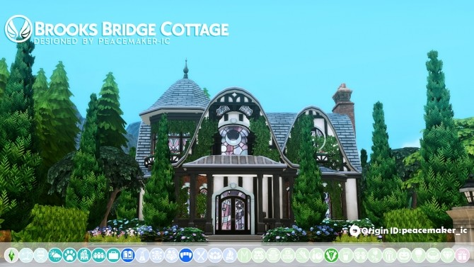 Glimmerbrook Realm of Magic Makeover at Simsational Designs image 19114 670x377 Sims 4 Updates