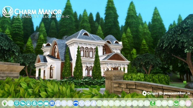 Glimmerbrook Realm of Magic Makeover at Simsational Designs image 19311 670x377 Sims 4 Updates