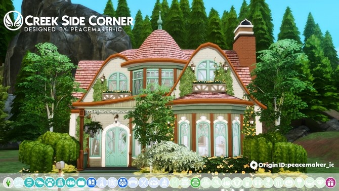 Glimmerbrook Realm of Magic Makeover at Simsational Designs image 19410 670x377 Sims 4 Updates