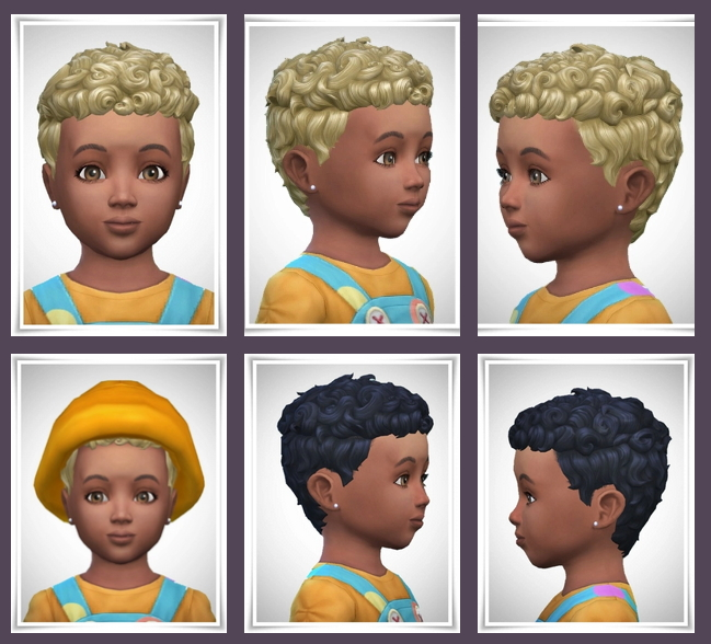 Toddler Pixie Curls Hair at Birksches Sims Blog image 196 Sims 4 Updates