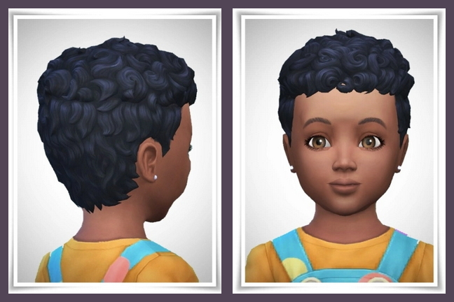 Toddler Pixie Curls Hair at Birksches Sims Blog image 197 Sims 4 Updates