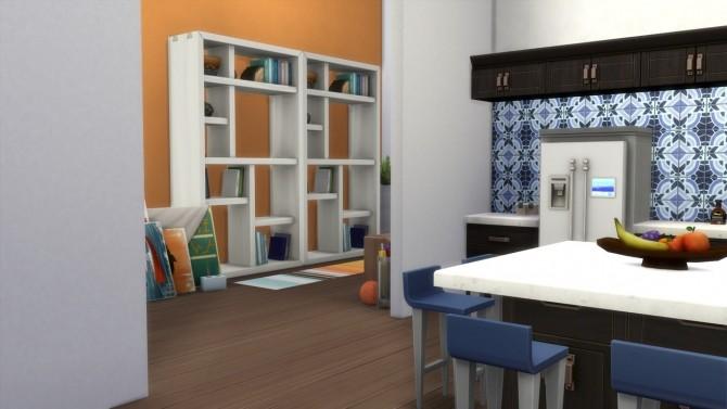 Sims 4 Apartment Renovation   930 Medina Studios at ArchiSim