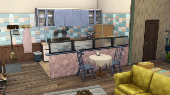 Sims 4 Run Down Apartment at ArchiSim