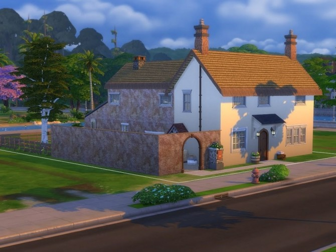 Little Furze house at KyriaT's Sims 4 World image 2204 670x503 Sims 4 Updates