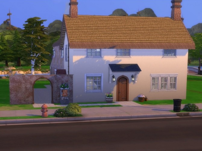 Little Furze house at KyriaT's Sims 4 World image 2229 670x502 Sims 4 Updates