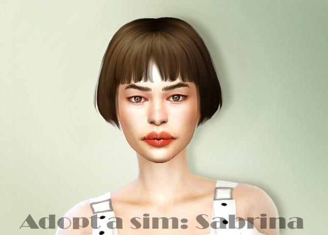 Sims 4 Sabrina at La Gaugin