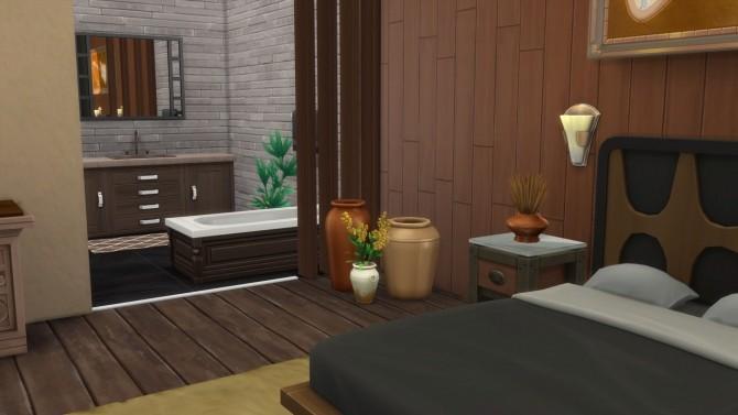 Sims 4 Gentleman's Apartment at ArchiSim